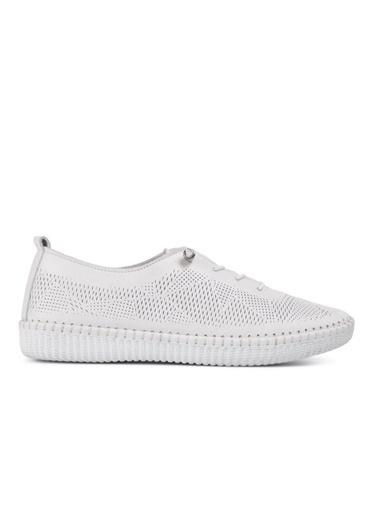 Voyager 7892 Kadın Günlük Ayakkabı Beyaz